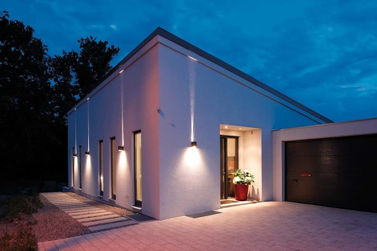 Prefabricated home by FingerHaus GmbH - Bauunternehmen in Frankenberg (Eder), Modern