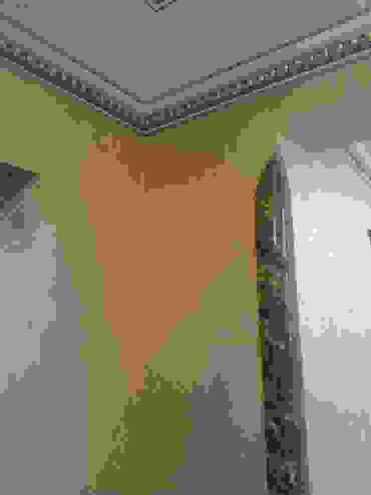 роспись гипса Коридор, прихожая и лестница в классическом стиле от Абрикос Классический