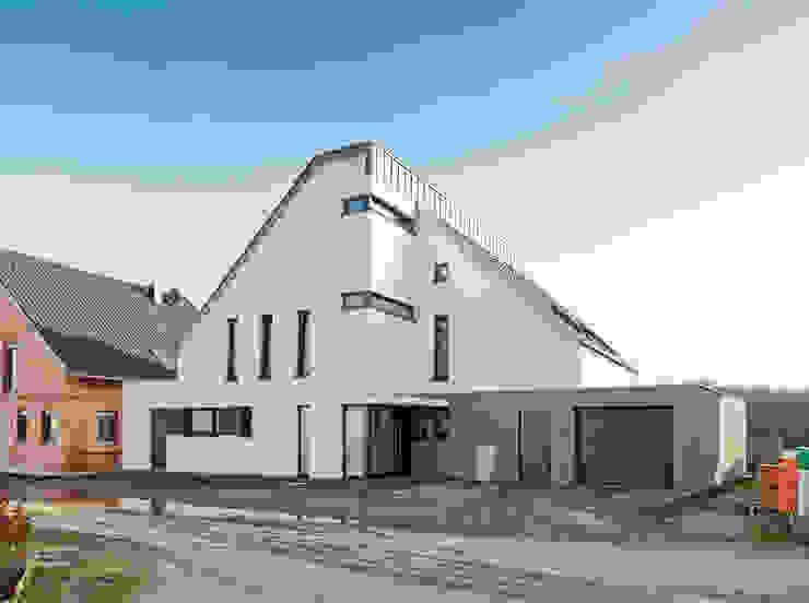 Nordansicht Klassische Häuser von Architektur I Stadtplanung Verhoeven Klassisch