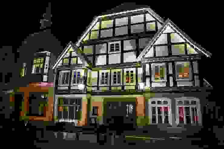 Straßenfassade Nachher von Gröne Architektur GmbH