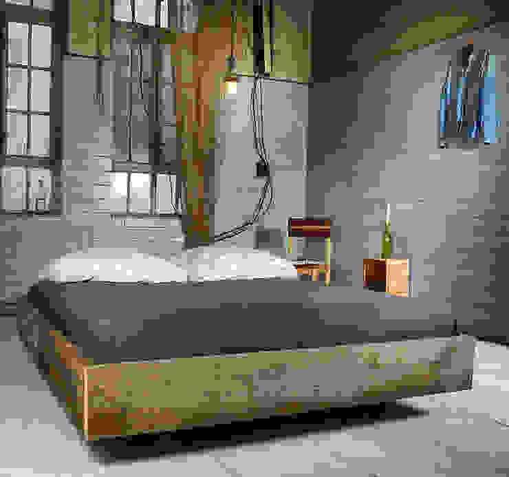 homify غرفة نومأسرة نوم