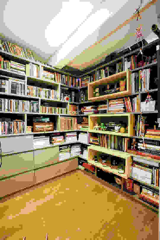 Moderne Arbeitszimmer von Casa 2 Arquitetos Modern