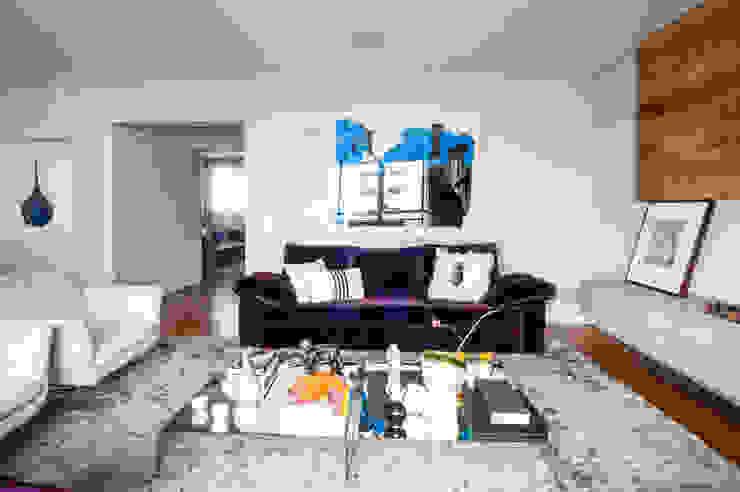 Moderne Esszimmer von Casa 2 Arquitetos Modern
