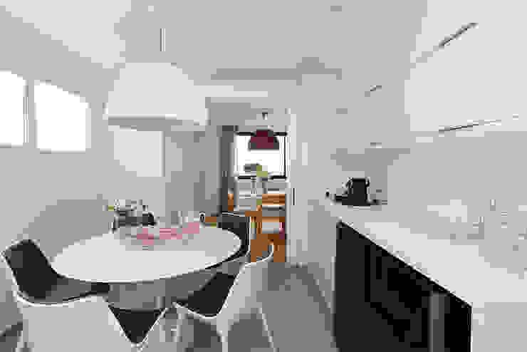 Copa Salas de estar modernas por Casa 2 Arquitetos Moderno