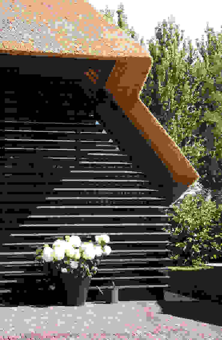 Maisons modernes par Arend Groenewegen Architect BNA Moderne