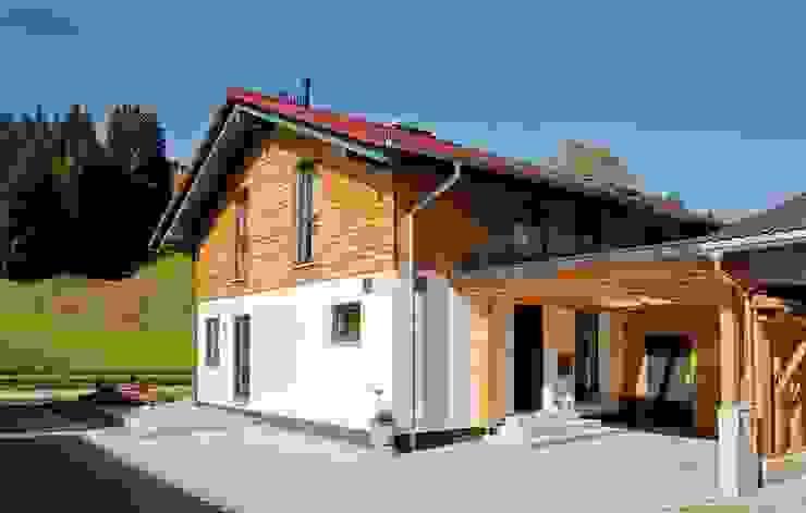by FingerHaus GmbH - Bauunternehmen in Frankenberg (Eder) Country