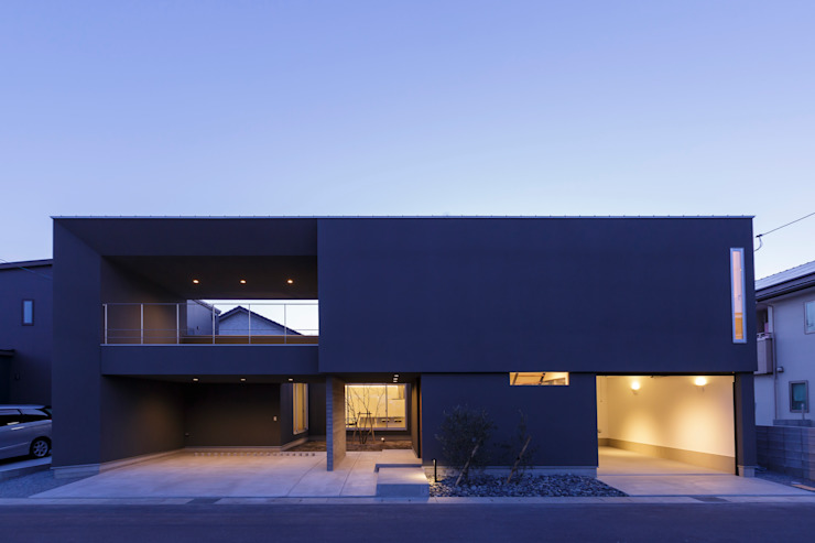 Modern Houses by NEWTRAL DESIGN Modern