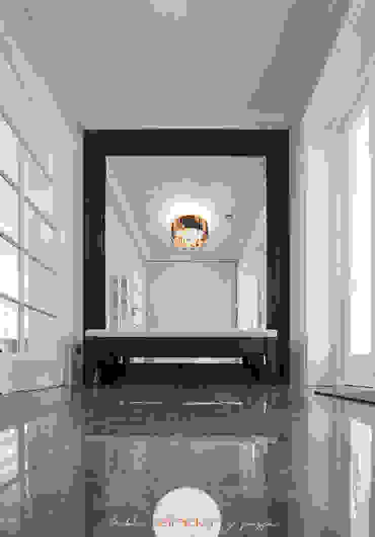 Zirador - Meble tworzone z pasją 玄關、走廊與階梯座椅