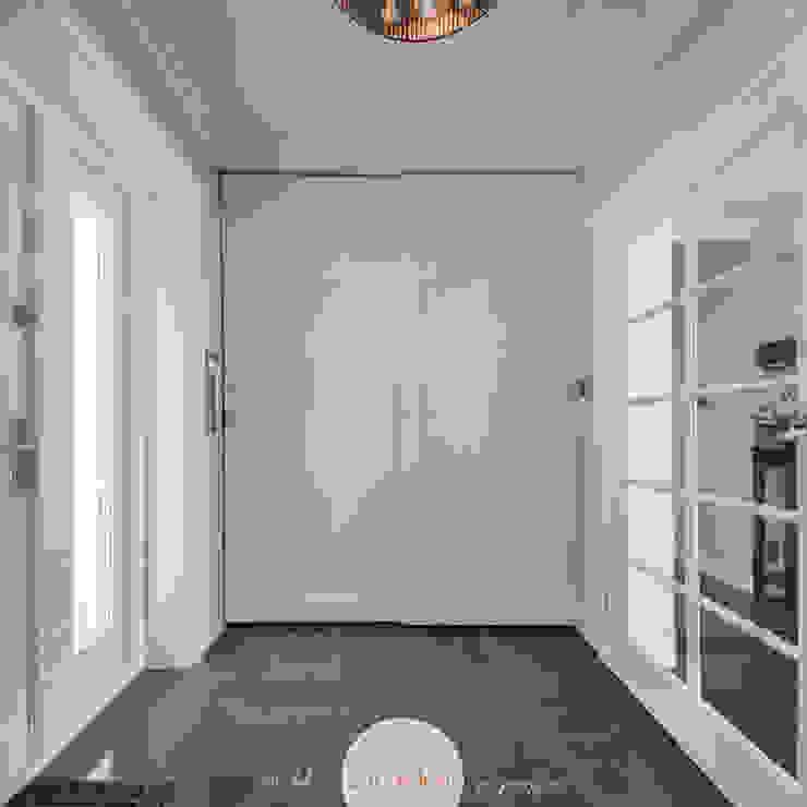 Zirador - Meble tworzone z pasją 玄關、走廊與階梯儲藏櫃