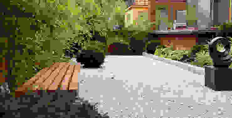 Minimalist style garden by SPRING architektura krajobrazu Minimalist