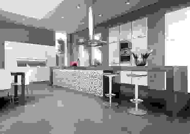 INTERAZULEJO Dapur Modern