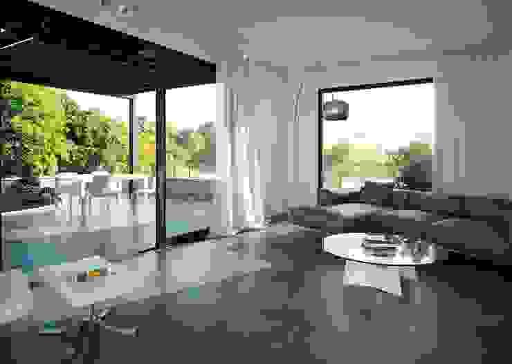 Modern living room by INTERAZULEJO Modern