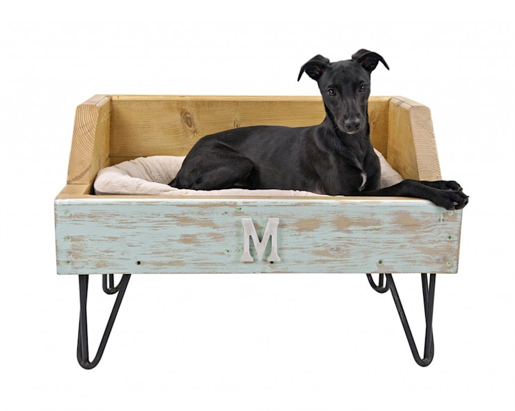 Cosie K9 Pet Bed by swinging monkey designs Iндустріальний