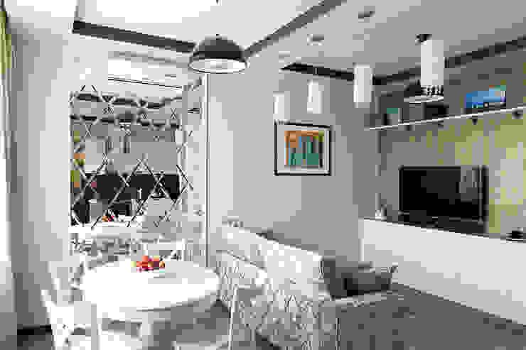 Квартира 74 Столовая комната в классическом стиле от Cameleon Interiors Классический