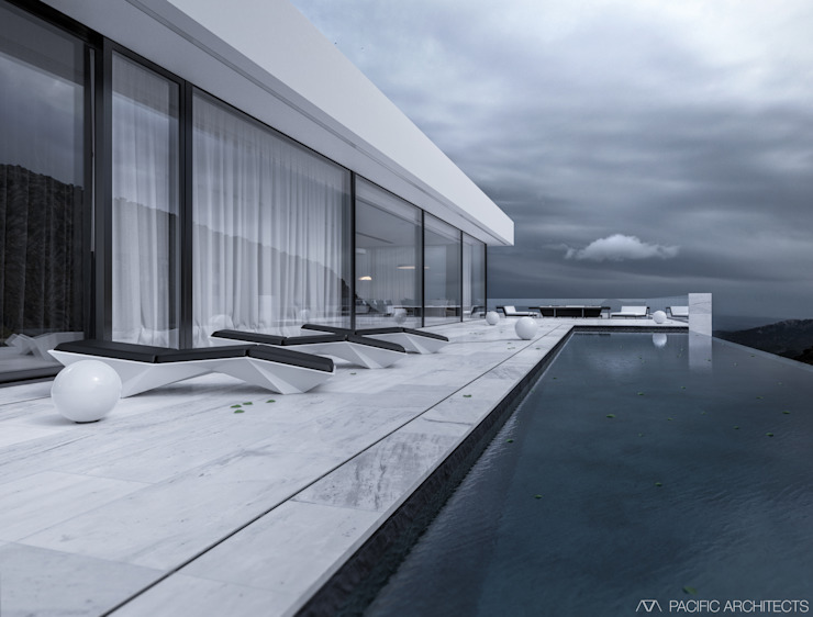 001 Бассейн в стиле минимализм от Aksenova&Gorodkov project Минимализм