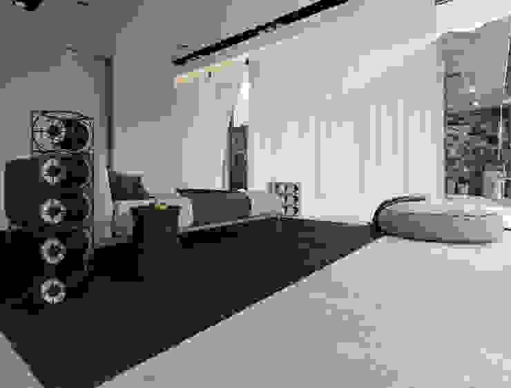 009 Спальня в стиле минимализм от Aksenova&Gorodkov project Минимализм