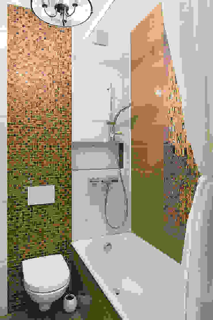 Квартира 74 Ванная в классическом стиле от Cameleon Interiors Классический
