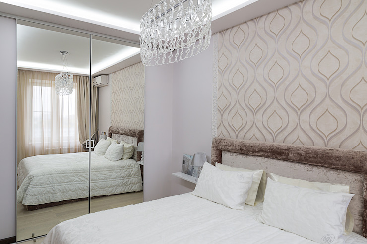 Квартира 74 Спальня в классическом стиле от Cameleon Interiors Классический