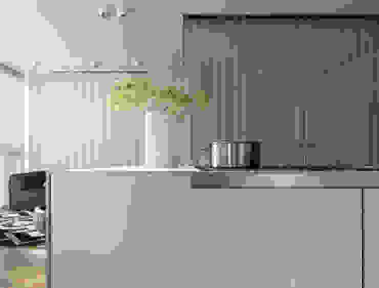 002 Кухня в стиле модерн от Aksenova&Gorodkov project Модерн