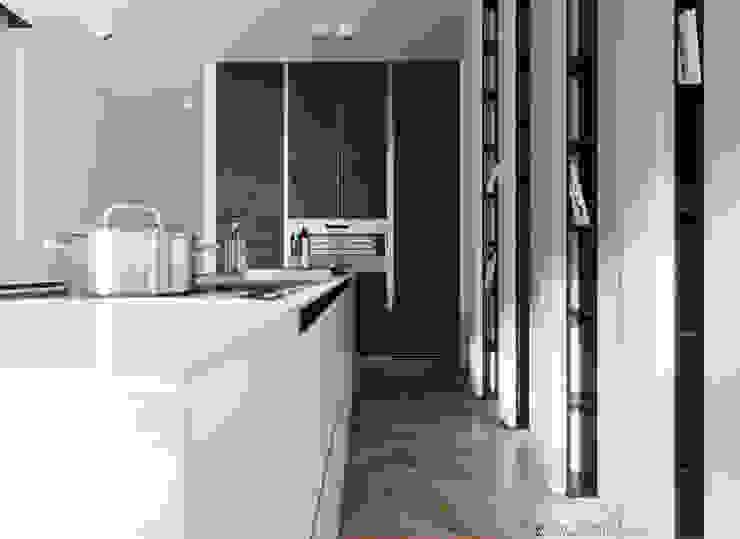 004 Кухня в стиле модерн от Aksenova&Gorodkov project Модерн