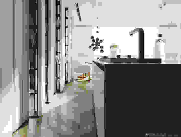 003 Кухня в стиле модерн от Aksenova&Gorodkov project Модерн