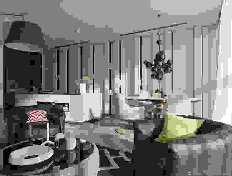 001 Кухня в стиле модерн от Aksenova&Gorodkov project Модерн