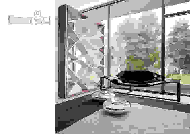 006 Гостиная в стиле модерн от Aksenova&Gorodkov project Модерн