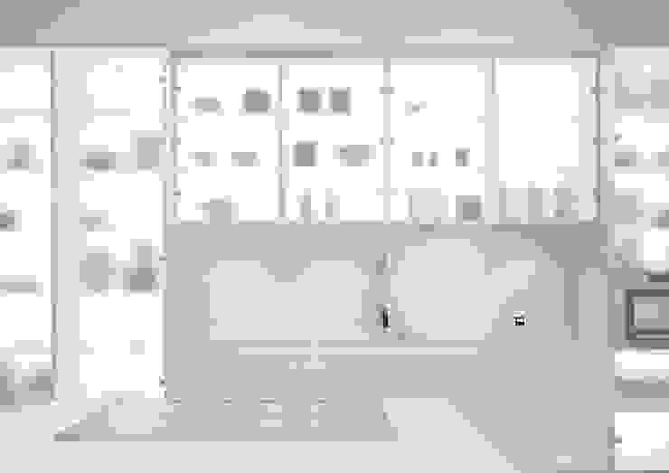 009 Кухня в стиле модерн от Aksenova&Gorodkov project Модерн