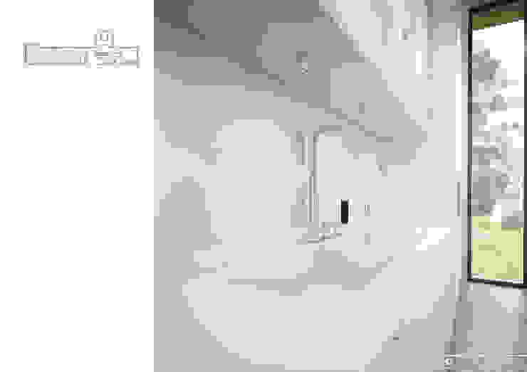 010 Кухня в стиле модерн от Aksenova&Gorodkov project Модерн
