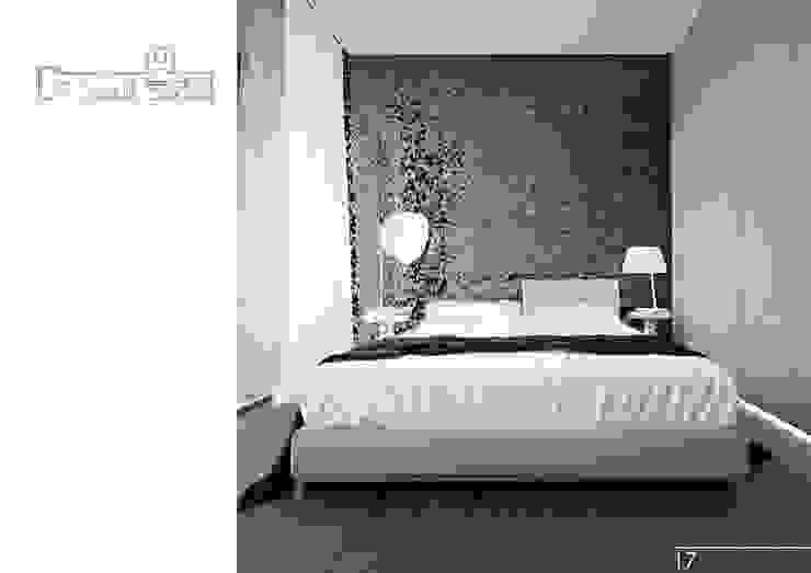 018 Спальня в стиле модерн от Aksenova&Gorodkov project Модерн
