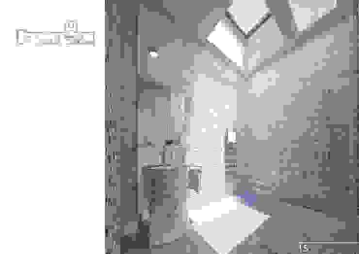 016 Ванная комната в стиле модерн от Aksenova&Gorodkov project Модерн