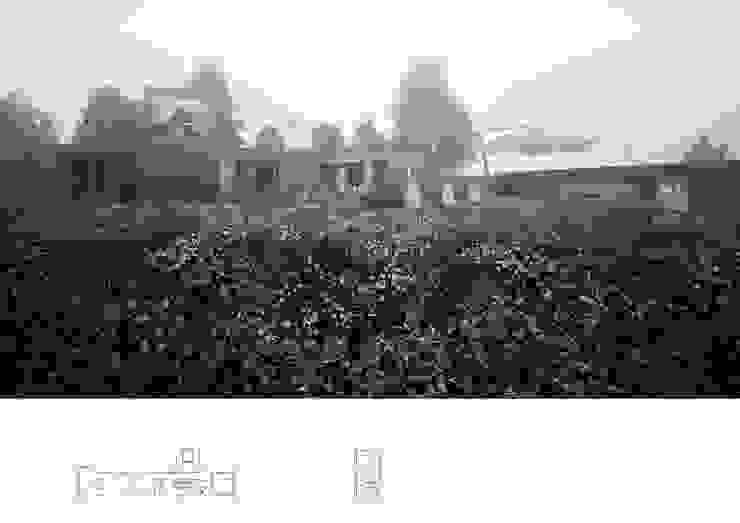 023 Сад в стиле модерн от Aksenova&Gorodkov project Модерн