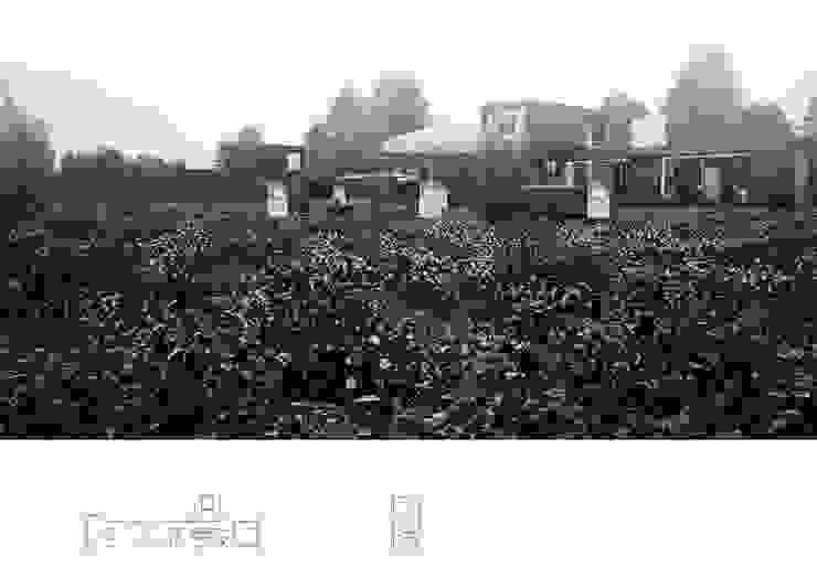 025 Сад в стиле модерн от Aksenova&Gorodkov project Модерн
