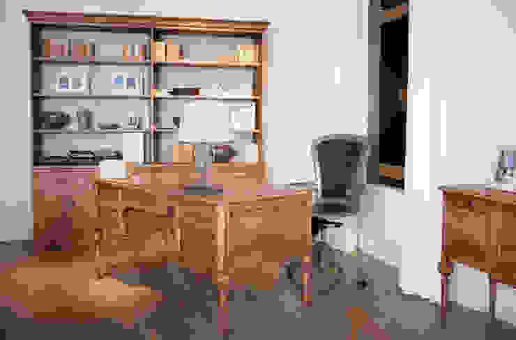 Grange México Modern study/office Solid Wood Brown
