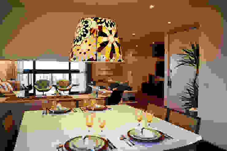 Dining room تنفيذ Helô Marques Associados
