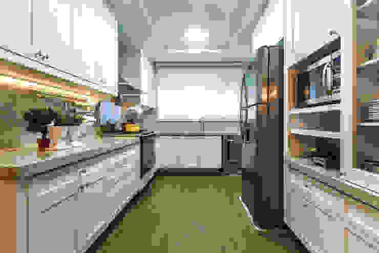 Projeto Residencial Cozinhas clássicas por Dani Santos Arquitetura Clássico