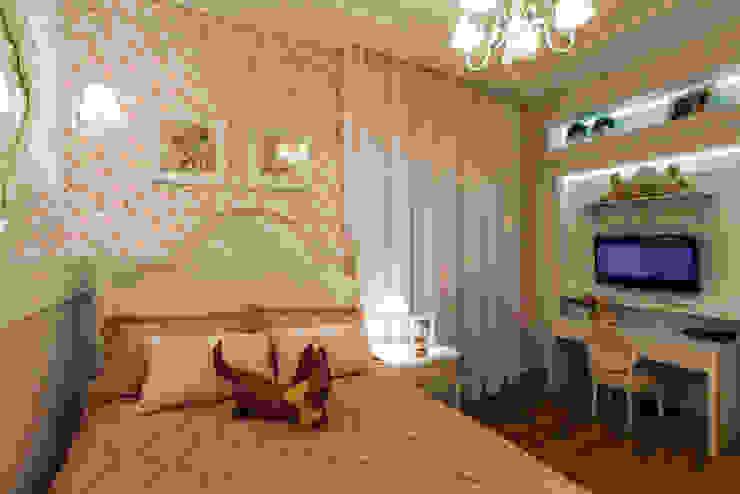 Projeto Residencial Quartos clássicos por Dani Santos Arquitetura Clássico