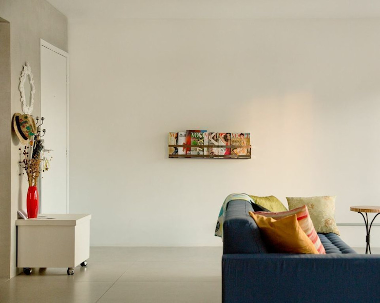 Boutique Arquitetura Living room