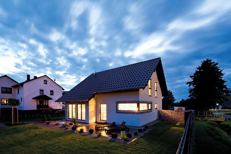 FingerHaus GmbH - Bauunternehmen in Frankenberg (Eder) บ้านสำเร็จรูป