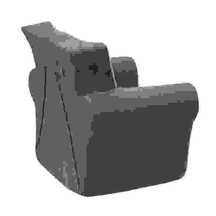 Fotel Prince od Sponge Design Nowoczesny