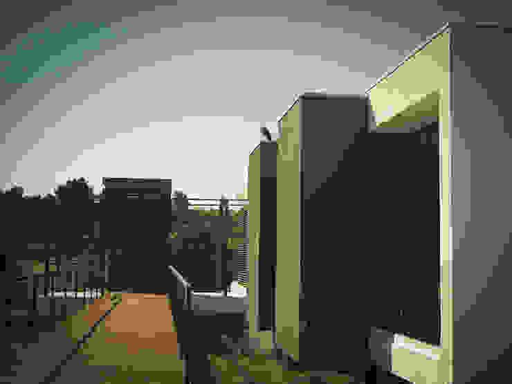 Habitação - Trancoso 6 Casas modernas por ARKIVO Moderno