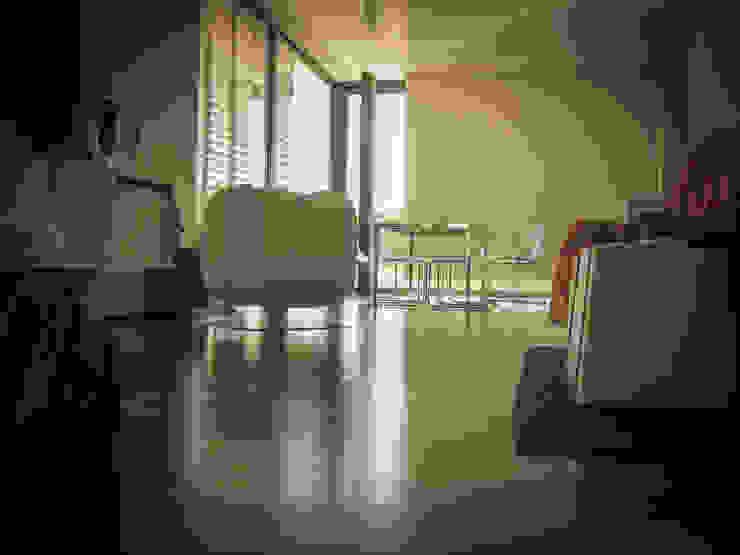 Habitação - Trancoso 13 Salas de estar modernas por ARKIVO Moderno