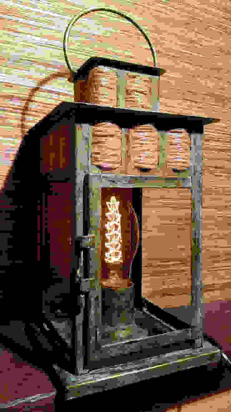 """Настольная лампа """"Морские тайны"""" от Eco Shining Home Лофт"""