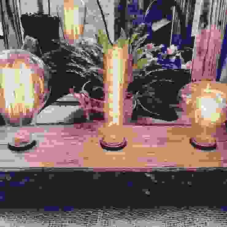 "Настольная лампа ""ECO COUNTRY"" от Eco Shining Home Кантри"