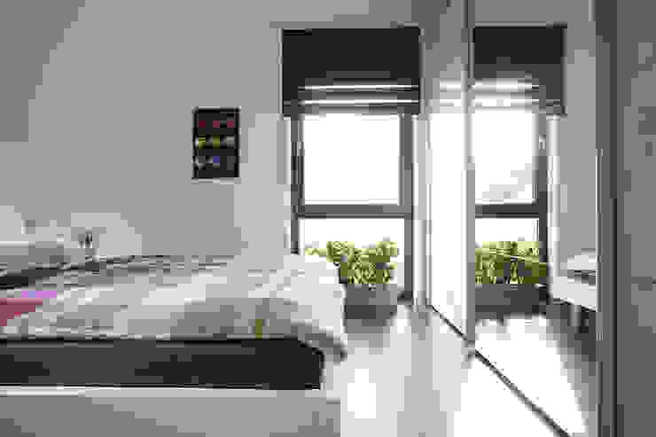 モダンスタイルの寝室 の FingerHaus GmbH - Bauunternehmen in Frankenberg (Eder) モダン