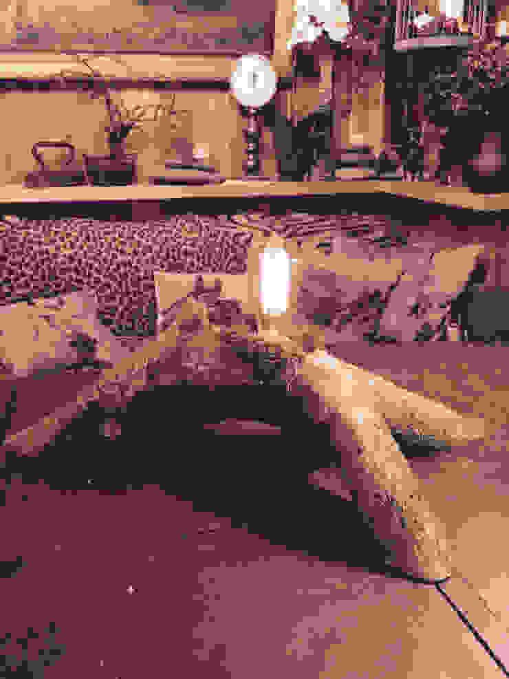 "Настольная лампа ""Мишкина лампа"" от Eco Shining Home Кантри"