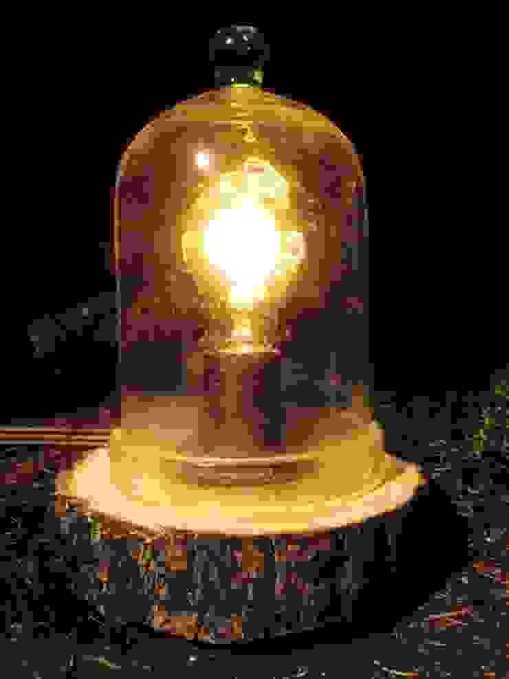 "Настольная лампа ""Botanical Mini"" от Eco Shining Home Кантри"