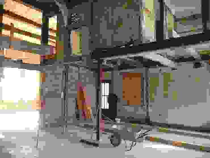 Innenraum Bauphase von Gröne Architektur GmbH