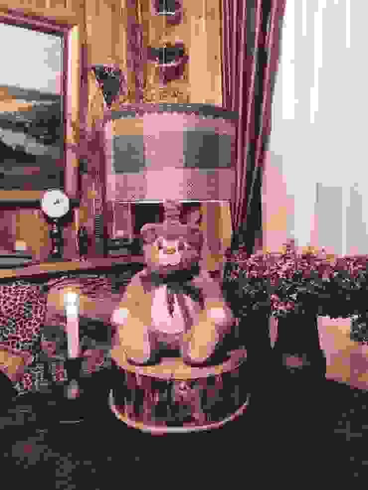 """Настольная лампа """"Mister Michael"""" от Eco Shining Home Кантри"""