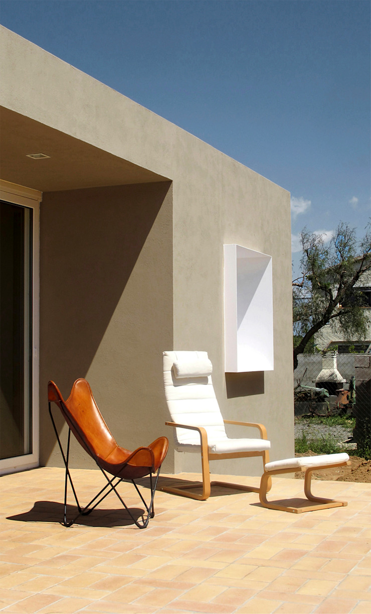 Modern home by NUA Arquitectures Modern